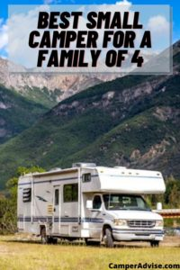Best Small Camper for family of 4