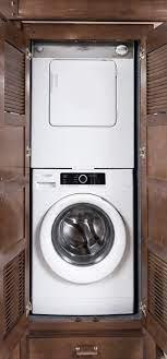 Fleetwood Pace Arrow LXE Washer Dryer