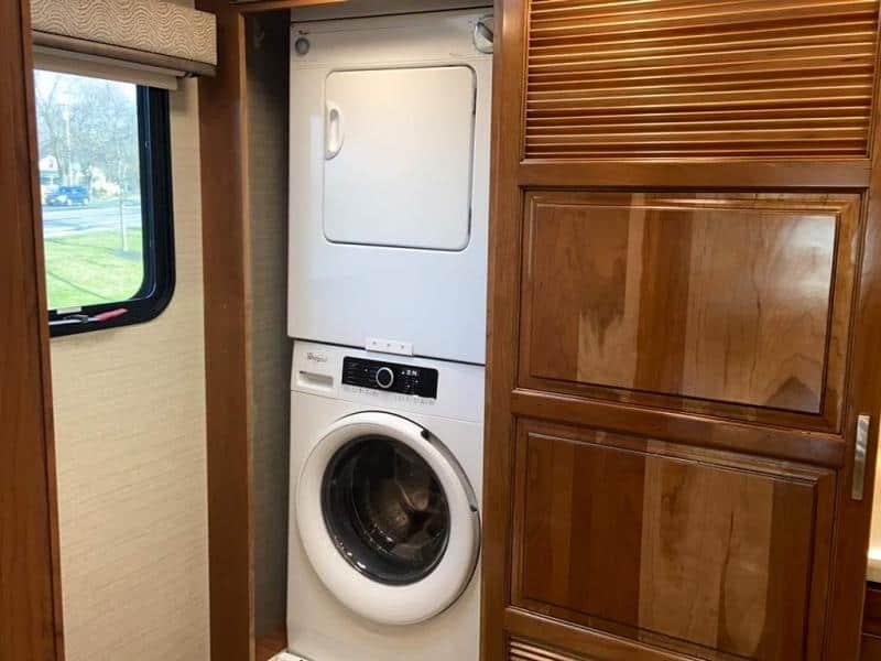 Jayco Embark 37MB Washer Dryer