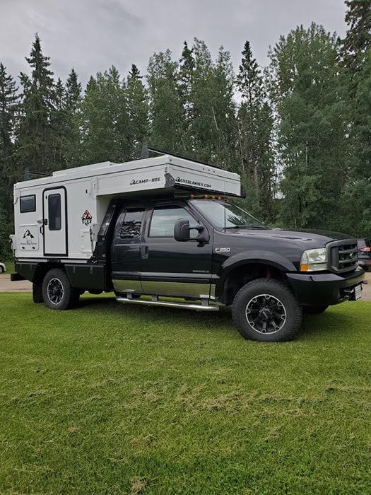 Overland Explorer Camp (HBE)