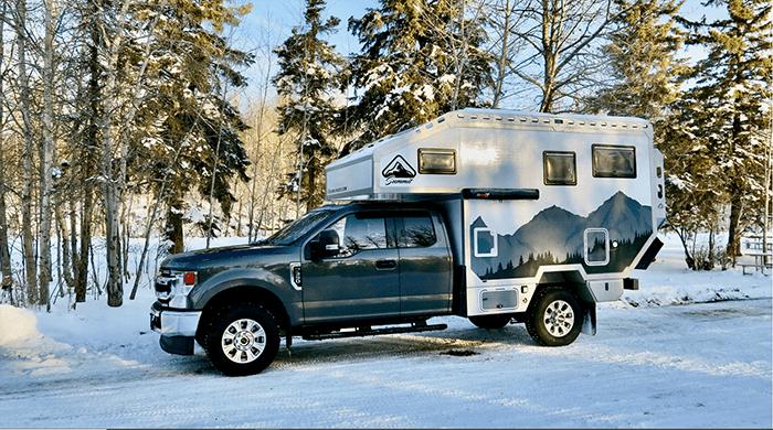 Overland Explorer Summit Expedition