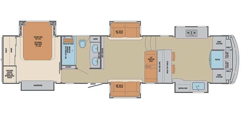 Palomino Columbus Floorplan