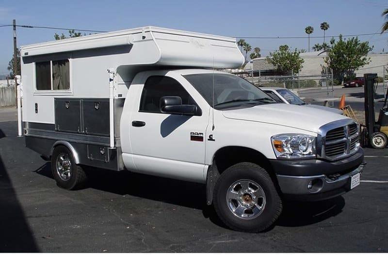 Phoenix Custom Truck Campers