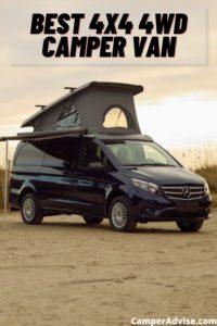 Best 4WD 4×4 Camper Van