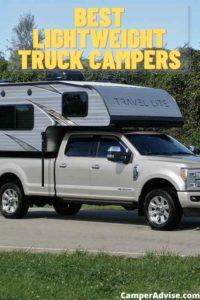 Best Lightweight Truck Campers