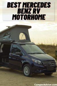 Best Mercedes Benz RV Motorhomes