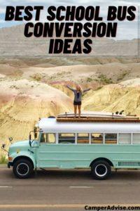 Best School Bus Conversion Ideas