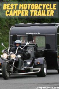 Best Motorcycle Camper Trailers